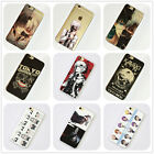 Tokyo Ghoul Anime iPhone 4s 5 5s 5c 6 6s Plus Case Silicone TPU Free Shipping