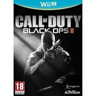 COD Call Of Duty 9 Black Ops II 2 Nintendo Wii U Game PAL Gamepad NEW AND SEALED