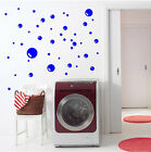 Bubble Decal Removable Bubble Wall Stickers Bath Decal Bathroom Wall Art DIY