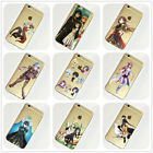Sword Art Online SAO iPhone 4s 5 5s 5c 6 6s Plus Case Silicone TPU Free Shipping