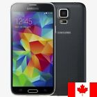 Samsung Galaxy S5 in Black or White Unlocked 16gb G900V