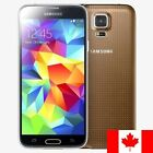 Samsung Galaxy S5 in Black or White Unlocked 16gb G900V <br/> FREE SHIPPING IN CANADA!