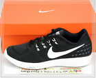 Nike Mens Lunartempo 2 II Black White 818097-002 US 9~11 Running Shoes