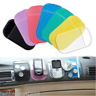 2Pcs Car Mobile Holder Anti Slip Dashboard Pad Phone Sticky Holder Mat Non