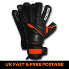 Ichnos removable Fingersave negative cut adult football goalie goalkeeper gloves