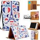 Flip Cover Stand Wallet Leather Case For Various Nokia Lumia Series SmartPhones