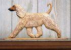 Afghan Hound (Dog in Gait) Topper. In Home Wall or Shelf Dog Breed Products