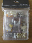 JOHN LEWIS Bead Box Set with Findings - Choice Colour Mixed Lots - 179280