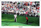 TIGER WOODS SIGNED PRINT PHOTO POSTER WALL ART DECOR GOLF THE MASTERS 2005 CHIP