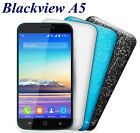 """Blackview A5 3G WCDMA Android 6.0 Smartphone 4.5"""" MTK6580 Quad Core 1.3GHz 8GB"""