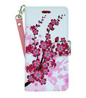 Magnetic Card PU Leather Wallet Case Stand Pouch Cover for Samsung Galaxy Phone