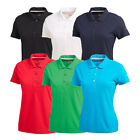 New Women's PUMA Essential Polo Cresting Moisture Wicking - Pick Size & Color