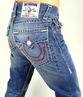 True Religion Men's Hand Picked Straight Super T Jeans - MXX859WN2