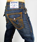 True Religion Men's Hand Picked Super T Straight Brand Jeans - M14859VX2