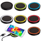 Universal CellPhone For Smart Phone iPhone Qi Wireless Charger Pad Good Power