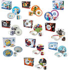 3 Piece Ceramic Dinner Set - Star Wars / Spiderman / Minions / Frozen / Avengers