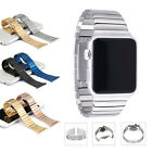 For Apple Watch iWatch 38mm&42mm Stainless Steel Watch Band Link Bracelet Strap