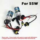 FOG LIGHTS 55W 2pcs Replacement HID XENON Bulbs H11 8000K 10000K 12000K 15000K $24.01 USD on eBay