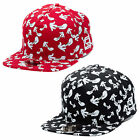 D9 Reserve All-Over Rolling Hands Mickey Mouse Style Weed Smoke Snapback Cap Hat