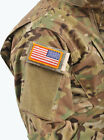 ACU Digital Camo Coyote Brown Tan Military Business ID Card Arm Shoulder Holder