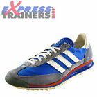 Adidas Originals SL72 Vintage Junior Kids Classic Casual Retro Trainers Blue