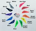 Bohning Blazer Vanes 12 36 50 or 100 Pack Arrow Fletching 15 Color Choices