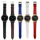 Quick-Release Crocodile Leather Watch Band Strap For HUAWEI SMART WATCH JEWEL