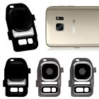 Rear Camera Cam Lens Lid Back Cover Flash For Samsung Galaxy S7/S7 Edge