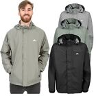 Trespass Kellar Mens Waterproof Jacket Outdoor Lightweight Hooded Coat