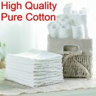 32x12cm Pure Cotton Antibacterial Baby Cloth Diaper Liner Insert Nappy HOTITEM
