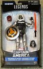 Marvel Legends TASKMASTER, Captain America BAF Red Skull