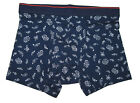 NEW NWT LUCKY BRAND MENS BOXER BRIEFS UNDERWEAR NAVY BLUE PAISLEY PRINT M L XL