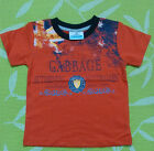 CABBAGE grey Short sleeve Baby Boys Cotton Kids Clothes t-shirt FOR 9M-24M