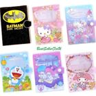 new egg credit card - Glitter Cover DC Sanrio Passport Holder with Zip Pocket Travel Organizer Wallet