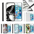 For Apple iPhone SE| iPhone 5| iPhone 5s| Slim Fit Hard 2 Piece Case Baseball