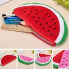 Convenient Watermelon Hot Stationery Pencil Case Pen Cosmetic Storage Bag Safety
