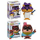 POP Animation Hanna Barbera Morroco Mole Secret Squirrel Vinyl Figures