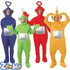 Licensed Adult Teletubbies Fancy Dress Costume TV Cartoon Stag Do Carnaval