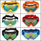 Goggles Glasses Motorcycle MotoCross Skiing Outdoor Sport Anti-UV Eyewear
