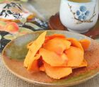 Wakayama Dried Soft Persimmon Chips 80g Sweet candy oysters crisp Chip Japan u88
