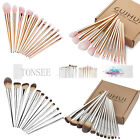 Pro 12PC Makeup Foundation Eyebrow Eyeliner Blush Cosmetic Concealer Brushes lot
