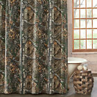 Realtree Xrta Camo Shower Curtain Camouflage Outdoor Pattern