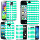 pictured gel case cover for htc desire 610 mobiles ref qr2