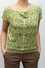 MAGLIA TWIN-SET SIMONA BARBIERI DONNA SWEATER БЛУЗКА, T3S4G1 VERDE PP