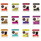 NESCAFE DOLCE GUSTO PODS, 3 BOXES of 16 CAPSULES, COFFEE, LATTE AND MORE!