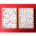 HIMORI Odong et Vallery Twin Ring Ruled Notebook 2 types Renewal - Line Ruled