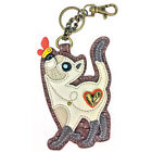 CHALA Complete Key Fob Collection, Purse Charm, Metal Keychain (101 Designs)