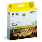 RIO MainStream Trout Floating Fly Lines WF & DT Lemon Green 80ft Line- All Sizes