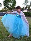 Tutu Dress and Cape Ballerina Style DRESS UP NWT