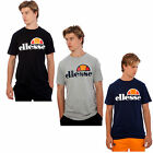 Ellesse Manarola Mens Retro Fashion Shirt Tee
